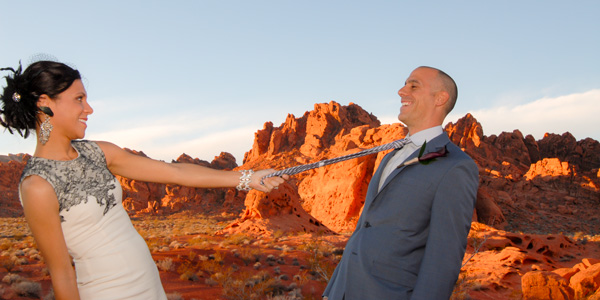 Las Vegas Weddings On The Red Rocks